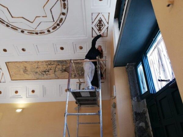 Chiesa S. Maria della luce prima del restauro-7