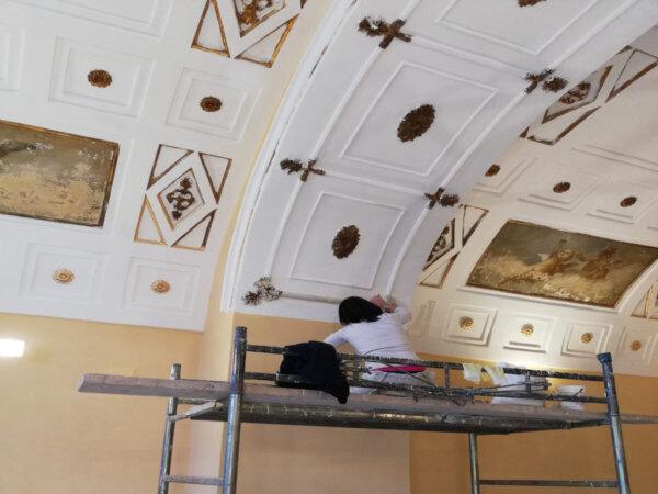 Chiesa S. Maria della luce prima del restauro-8