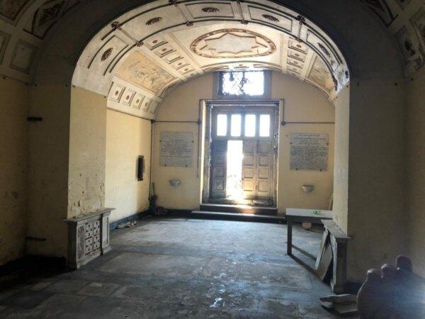 Chiesa-Santa-Maria-luce prima-restauro-Napoli-1