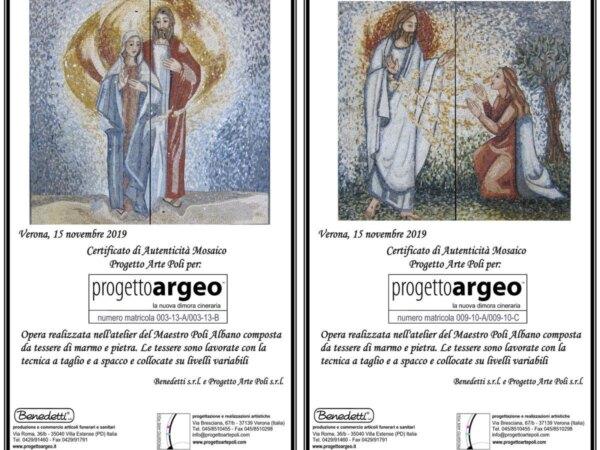 Certificato-autenticità-cinerario-luoghi-memoria-napoli-maestro-poli